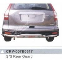 Защита заднего бампера (труба) Honda CRV 2007-2010
