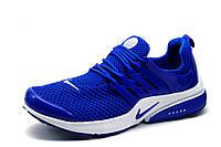 Мужские кроссовки Nike Air Presto 2016, текстиль, синие, р. 43 44, фото 1