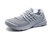 Мужские кроссовки Nike Air Presto 2016, текстиль, белые, р. 41 44