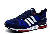 Кроссовки унисекс Adidas ZX750, текстиль, темно-синие, р.  39, фото 1