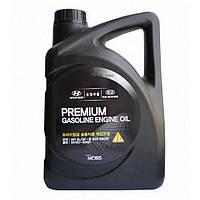 """Масло моторное полусинтетическое """"Premium Gasoline 5W-20"""", 4л"""