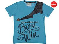 Модная футболка для мальчиков 6,8,10,12 лет 48794