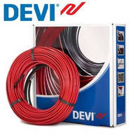 Двужильный греющий кабель DEVIflex-18 1955 Вт 11,8 м кв