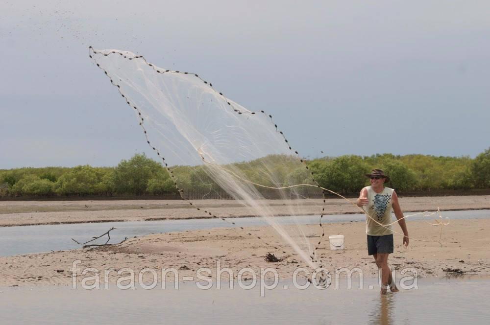 кастинговая парашют для рыбалке