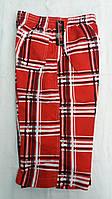 """Капри-шорты мужские """"Bug Jeans"""" (красный)"""