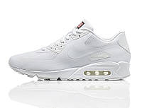Мужские кроссовки Nike Air Max 90 Independence day белые