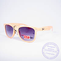 Солнцезащитные очки унисекс Ray Ban Wayfarer - 9312