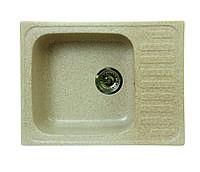 Мойка из искусственного камня Fosto 64х49 sga BIO