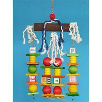 Игрушки для Какаду,Жако,Амазона.