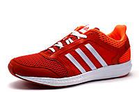 Кроссовки мужские Adidas Adizero, красные, р. 41 42 43 44