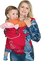 Эрго-рюкзак Baby Breeze от 5 месяцев