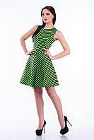 Платье в полоску Tina