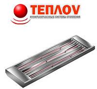 Промышленный инфракрасный обогреватель Теплоv У 6000 для уличного обогрева (Украина)