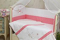 Комплект сменного постельного белья для новорожденных Рандеву