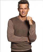 Мужской большой пуловер Tasso Elba