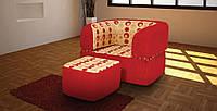 Бескаркасное кресло-кровать Лотос