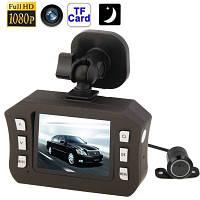 Видео регистратор DVR H900 с камерой заднего вида