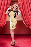 Прекрасное платье стильного фасона, фото 1