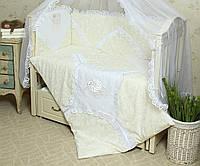 Защитные бортики в детскую кроватку Непоседа