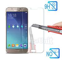 Защитное стекло для экрана Samsung Galaxy A8 (a800) твердость 9H, 2.5D (tempered glass)