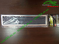 Рамка номерного знака (номера) нержавейка Vitol РН-50050 хромированная хром