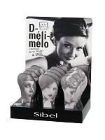 Массажная распутывающая волосы щетка D-MELI-MELO Audrey