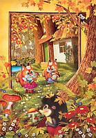 Фотообои для детской Волшебный сад