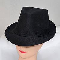 Стильная женская шляпа весна-лето 2016 - Код - 105-163