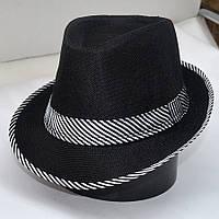 Стильная женская шляпа весна-лето 2016 - Код - 105-165