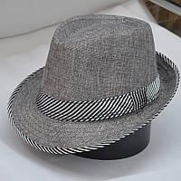 Стильная женская шляпа весна-лето 2016 - Код - 105-166