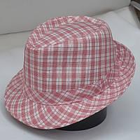 Стильная женская шляпа весна-лето 2016 - Код - 105-167