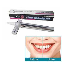 Карандаш для отбеливания зубов teeth whitening pen гель для осветления зубов