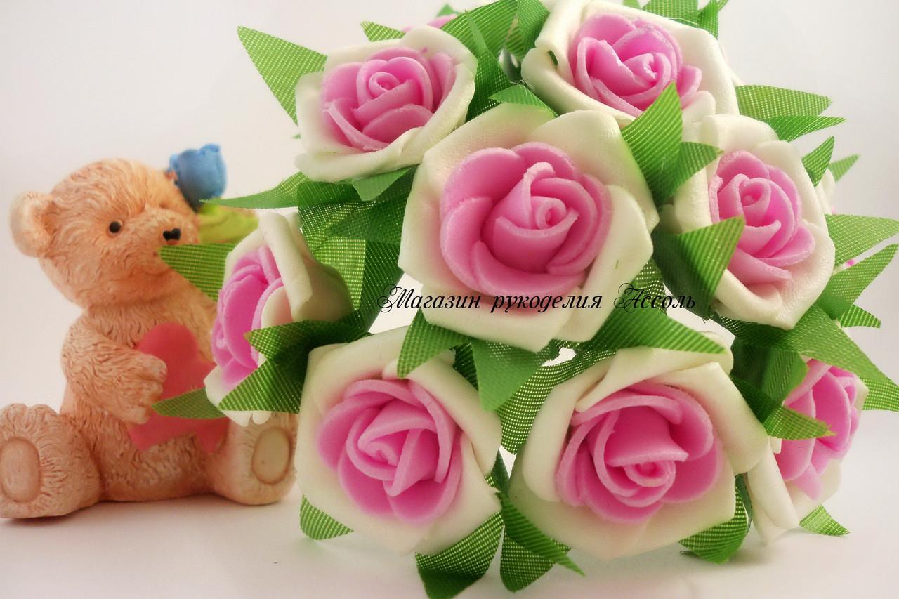 Розы из латекса 29 фотография
