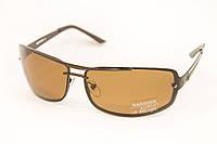 Классические очки с коричневой линзой, фото 1
