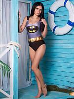 Женский купальник Бетмен с 3д рисунком