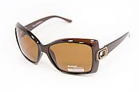 Недорогие очки в коричневом тоне, фото 1