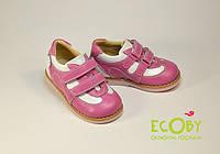 Туфли ортопедические для девочки Екоби (ECOBY) #102 WР
