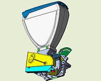 Аппарат высевающий сеялки УПС, ВЕСТА 509.046.4960