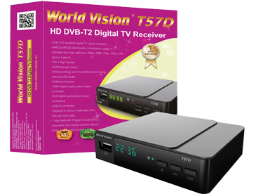 World Vision T57D