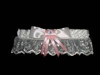 """Подвязка для невесты """"Нежность"""" 5797"""