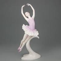 "Статуэтка фарфор "" Балерина"" 27 см"