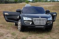 Детский электромобиль ROADSTER  12V черного цвета