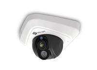 Купольная миниатюрная IP-видеокамера с ИК подсветкой Milesight MS-C3587-PA