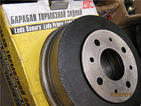 """Чугунный тормозной барабан """"АТС"""" Альметьевск для ВАЗ семейств  2108-2110- Приора"""
