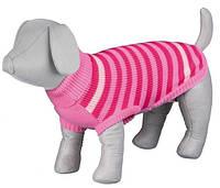"""TX-67390 пуловер д/собак""""Barrie""""21см,розовый"""