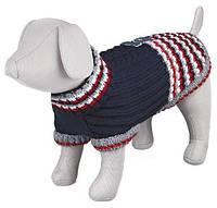 """TX-67573 пуловер для собак """"Pinerolo"""" 36см,синий"""