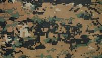 Ткань палаточная камуф. Оксфорд-135  122047арт.  МАРПАТ 150СМ