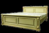 Кровать двуспальная из натурального дерева Версаль