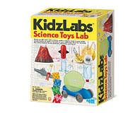 """Набор """"Детская научная игрушечная лаборатория"""" ТМ """"4М"""""""
