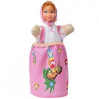 """Кукла-рукавичка """"МАША"""" B073 + Бесплатная доставка укрпочтой по Украине"""